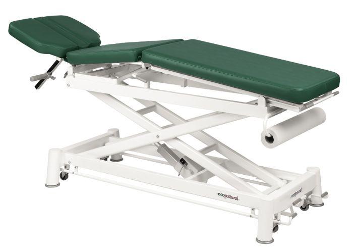 Table de massage électrique multi-fonction 3 plans Ecopostural C7591