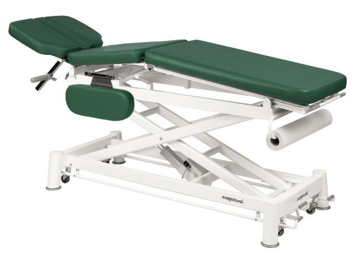 Table de massage électrique multi-fonction 3 plans Ecopostural C7590