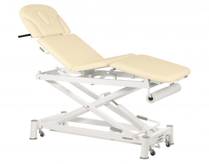 Table de massage hydraulique 4 plans Ecopostural C7779