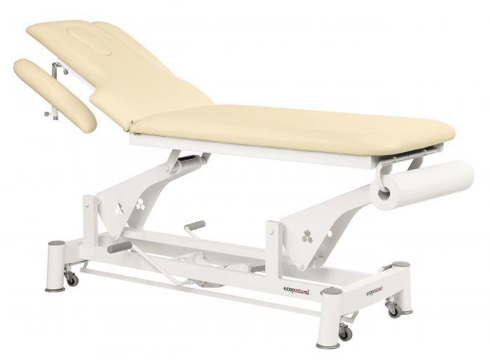 Table de massage hydraulique 2 plans Ecopostural C5783
