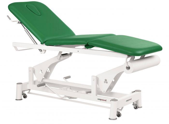 Table de massage hydraulique 3 plans Ecopostural C5726