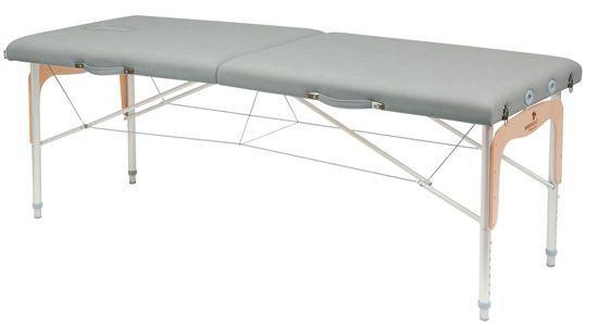 Ecopostural massage tafel C3311 verstelbaar in hoogte met spankabelsysteem