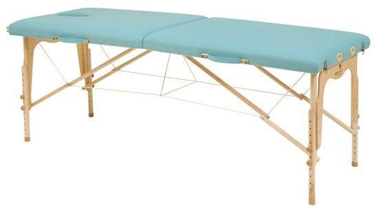 Ecopostural C3211 in hoogte verstelbare massagetafel, met spankabel