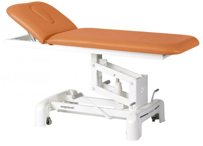 Table de massage hydraulique pour pédiatrie Ecopostural C3748