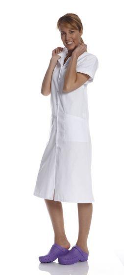 Blouse médicale blanche pour femme Briki Comed