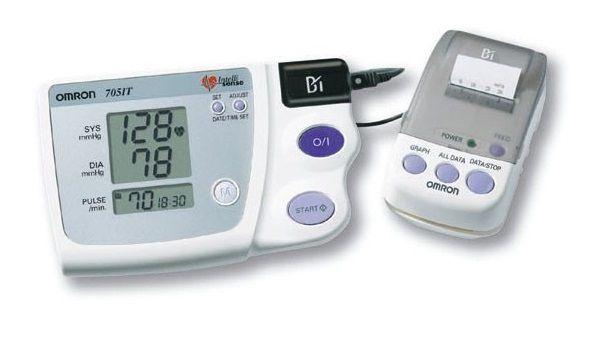 Omron 705 CPII digitale bovenarm bloeddrukmeter