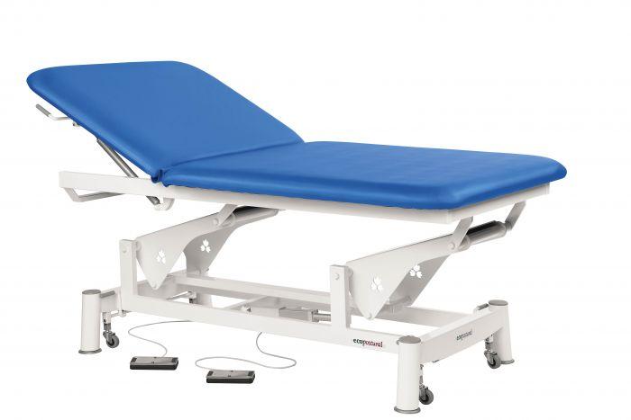 Table de massage électrique Bobath 2 plans Ecopostural C5514