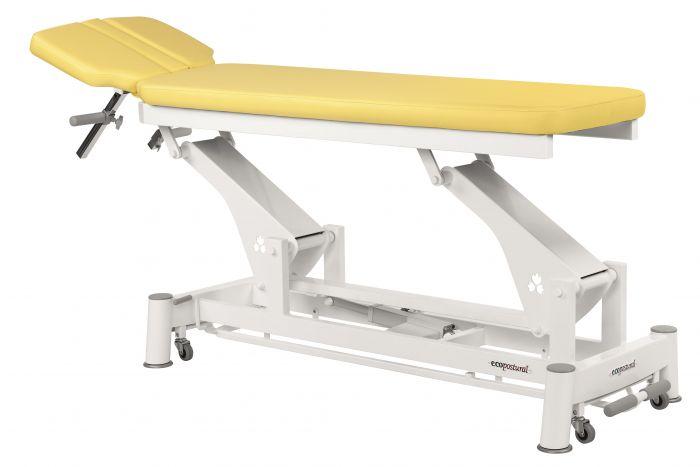 Table de massage électrique 2 plans Ecopostural C5546