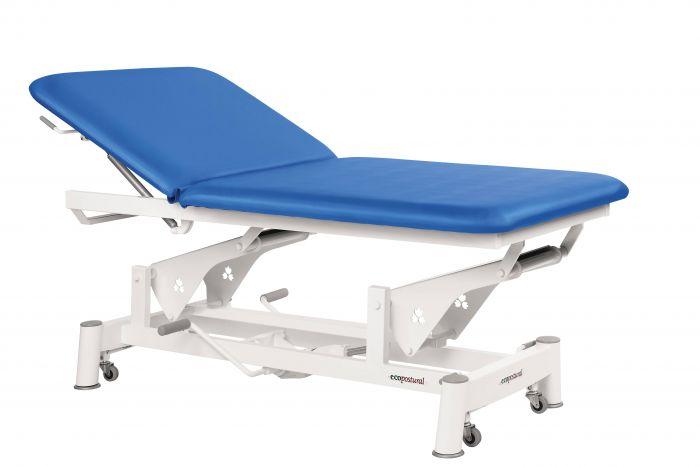 Table de massage hydraulique bobath 2 plans Ecopostural C5714