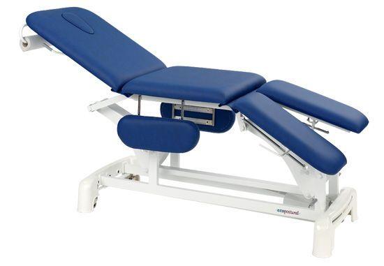 Ecopostural C3539 elektrische pedicure tafel met armleuningen