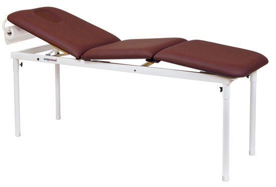 Ecopostural C3519 multifunctionele tafel met metalen frame