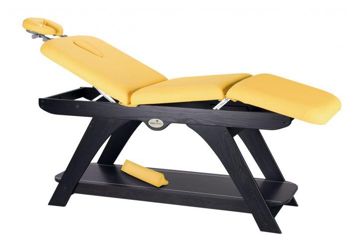Table de massage fixe Wengué Ecopostural C3259W
