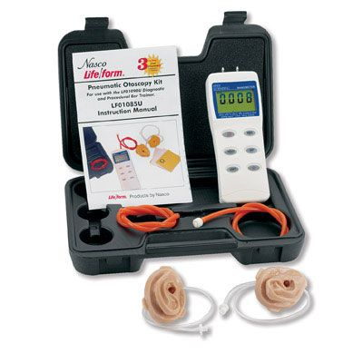 Kit d'otoscopie pneumatique