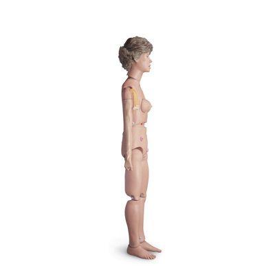 Mannequin de soins et de réanimation W45001
