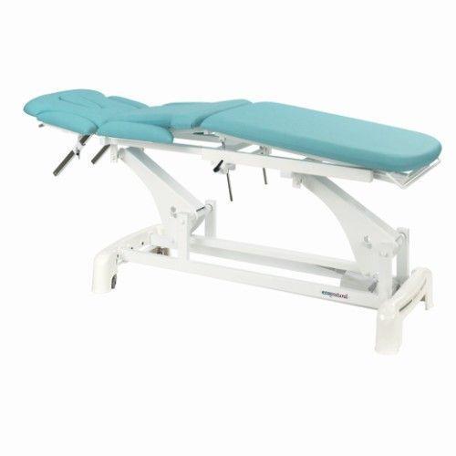 Ecopostural C3529M47 mutlifunctionele electrische tafel, met armleuningen