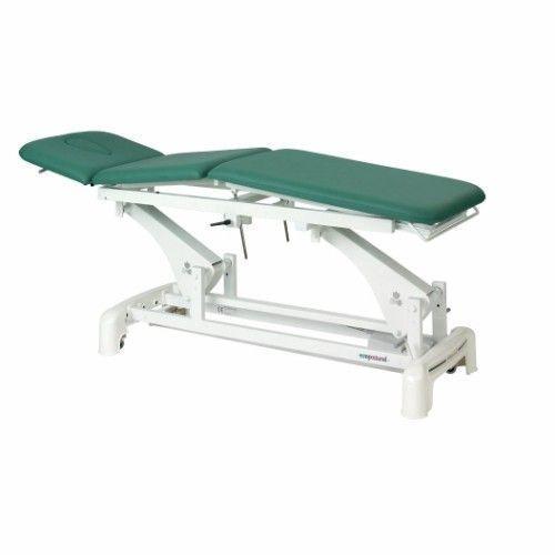 Ecopostural C3511 3-sectie electrische tafel