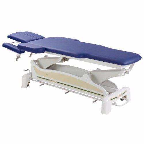 Ecopostural osteopathie smal aflopende elektrische tafel 3564C C3564M48