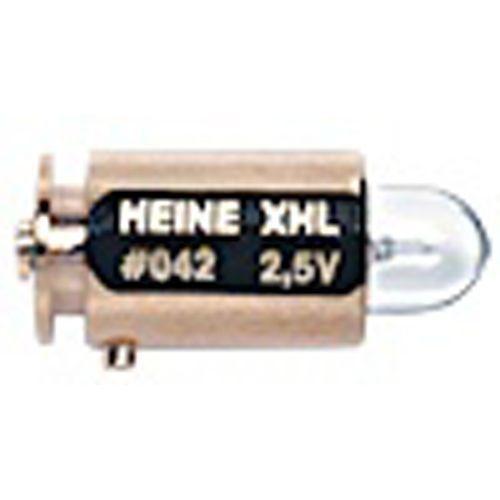Heine 042 2,5 V Halogeen Xenon XHL  lamp