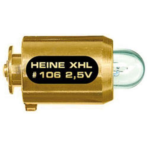 Heine 106 2,5 V Halogeen Xenon XHL lamp
