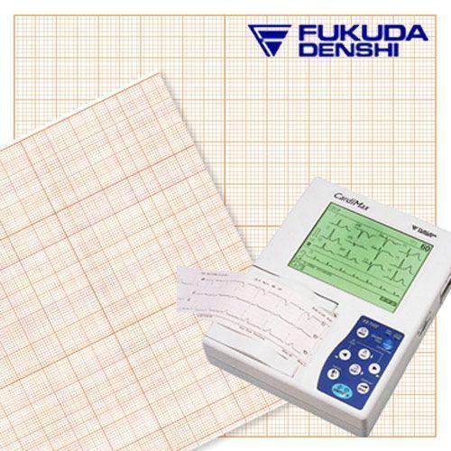 Papierrol voor Fukuda Denshi ECG