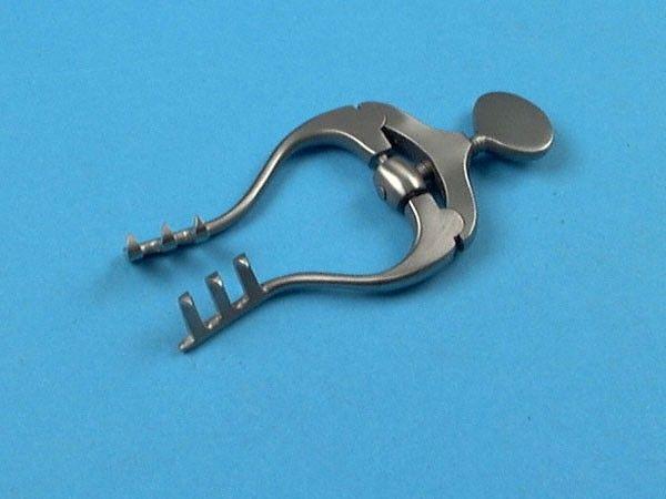 Jansen Retractor 10 cm Holtex