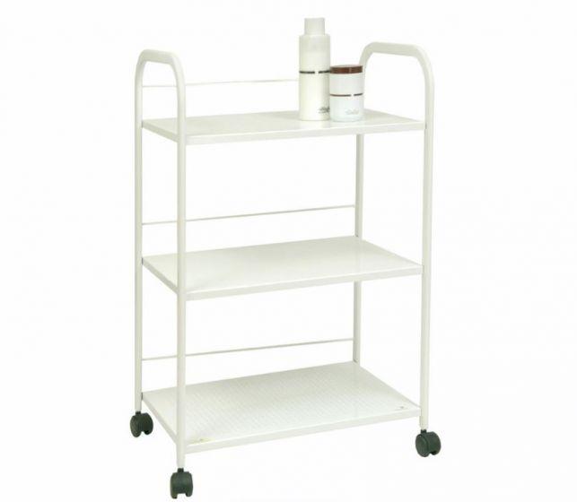 Ecopostural A4444 3-planken-trolley