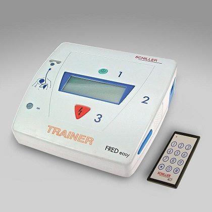Schiller Fred Easy Trainer Defibrillator