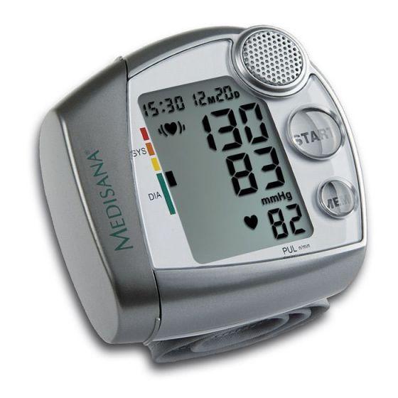 Medisana HGV Comfort Plus 51220 polsbloeddrukmeter