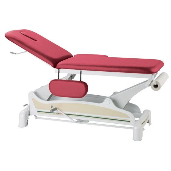 Table massage hydraulique 2 plans Ecopostural C3734