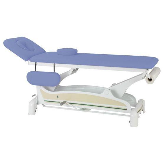 Table de massage hydraulique 2 plans Ecopostural C3724M48