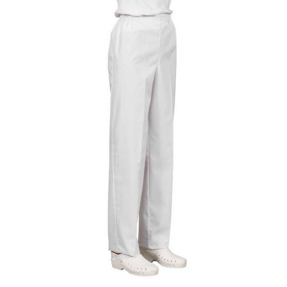 Pantalon médical femme Prixi blanc Mulliez