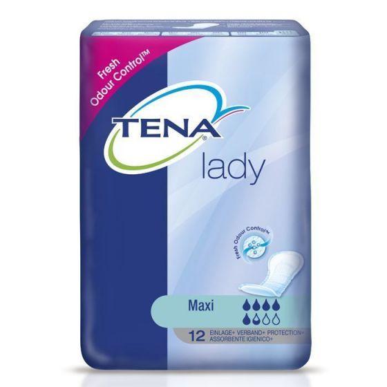 Echantillon TENA Lady Maxi