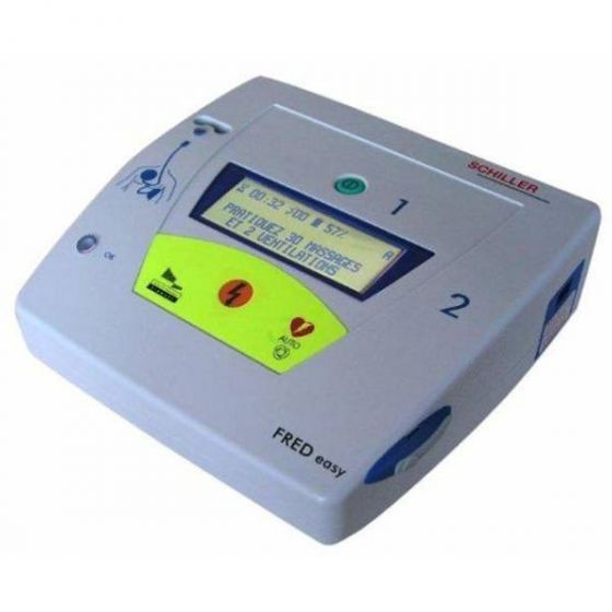 Schiller Fred Easy, Fully Automatic AED