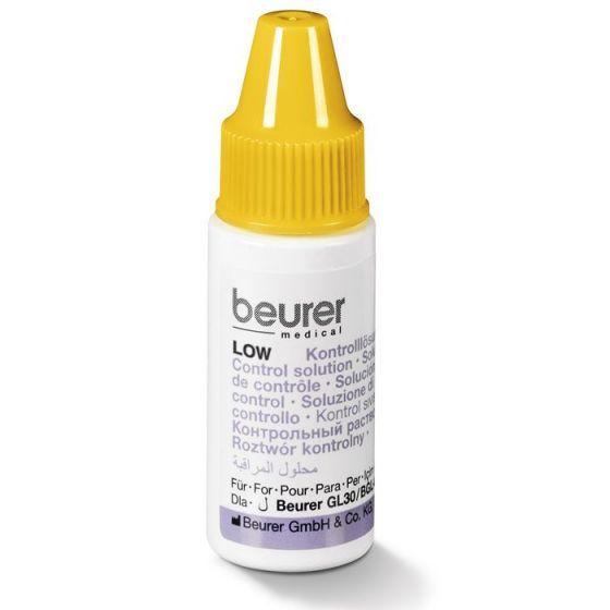Beurer bloedglucoseregulatie oplossing LOW (laag meetbereik)