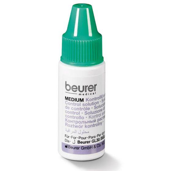 Beurer bloedglucoseregulatie oplossing MEDIUM (Midden- meetbereik)