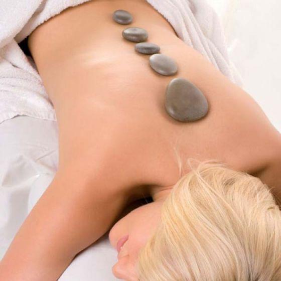 Medisana warme stenen massage