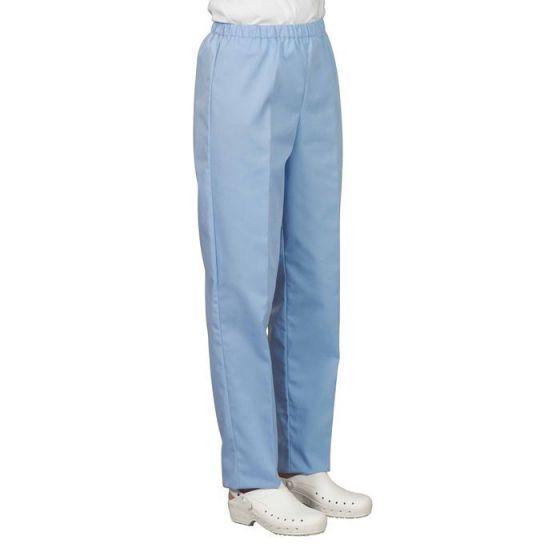 Pantalon médical mixte Pliki ciel Mulliez