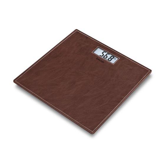 Beurer GS37 LeatherSensation  Design weegschaal