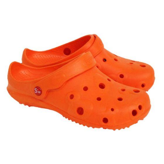Globule Oranje Herenklompen