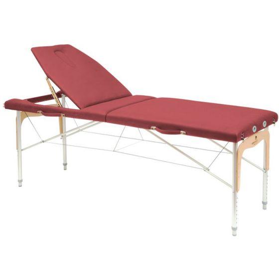 Table de massage pliante mixte avec tendeurs Ecopostural C3314 M61