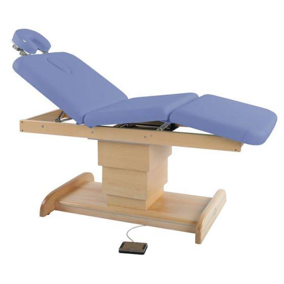 Table de massage électrique à piètement central Ecopostural C6203