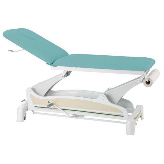 Table de massage hydraulique 2 plans Ecopostural C3733