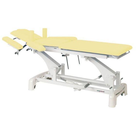 Table de massage hydraulique Ecopostural C3722M47