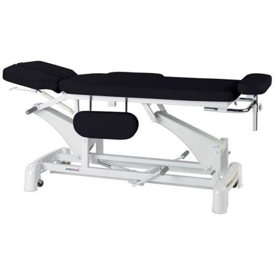 Table de massage hydraulique ostéo avec accoudoirs Ecopostural C3745 M24
