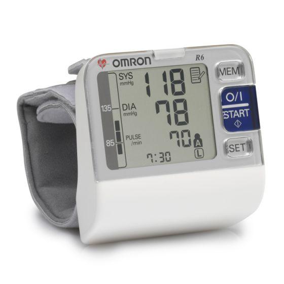Omron R6 pols bloeddrukmeter