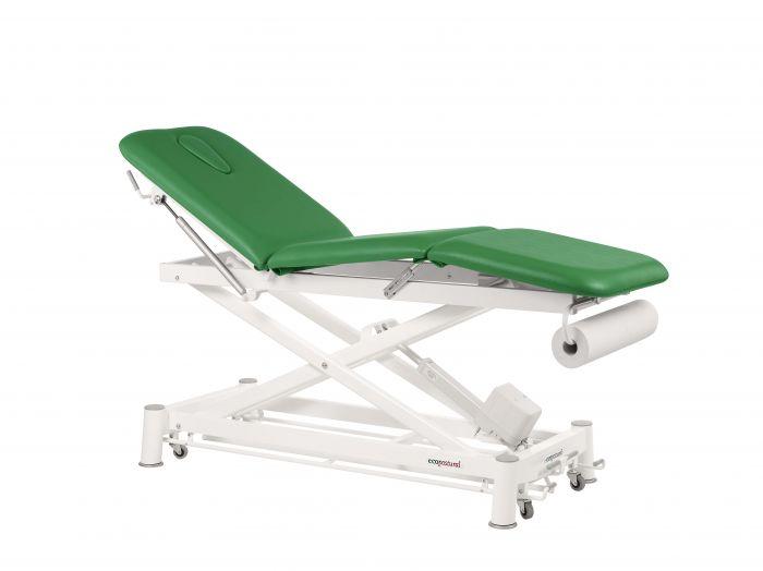 Table de massage électrique 3 plans barre périphérique Ecopostural C7526