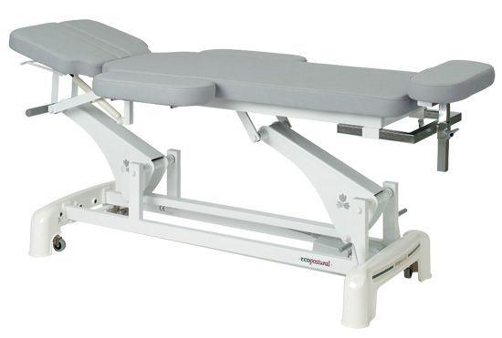 Ecopostural C3545M24 elektrische Osteopathietafel met armleuningen