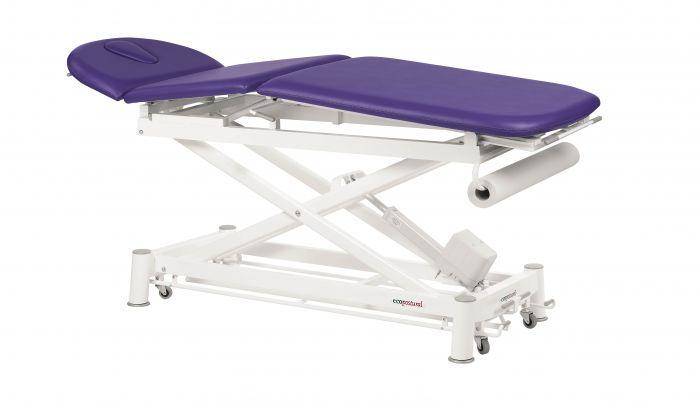 Table de massage électrique multi-fonction 3 plans Ecopostural C7521