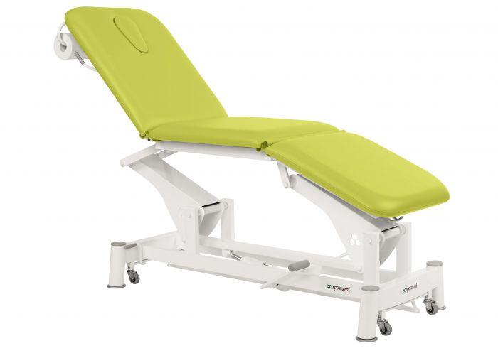 Table de massage hydraulique 3 plans Ecopostural C5757