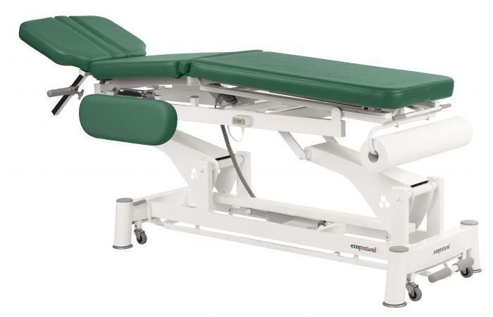 Table de massage électrique multi-fonction barre périphérique Ecopostural C5590